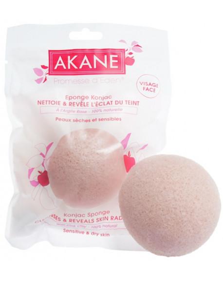 The Pink KONJAC Sponge