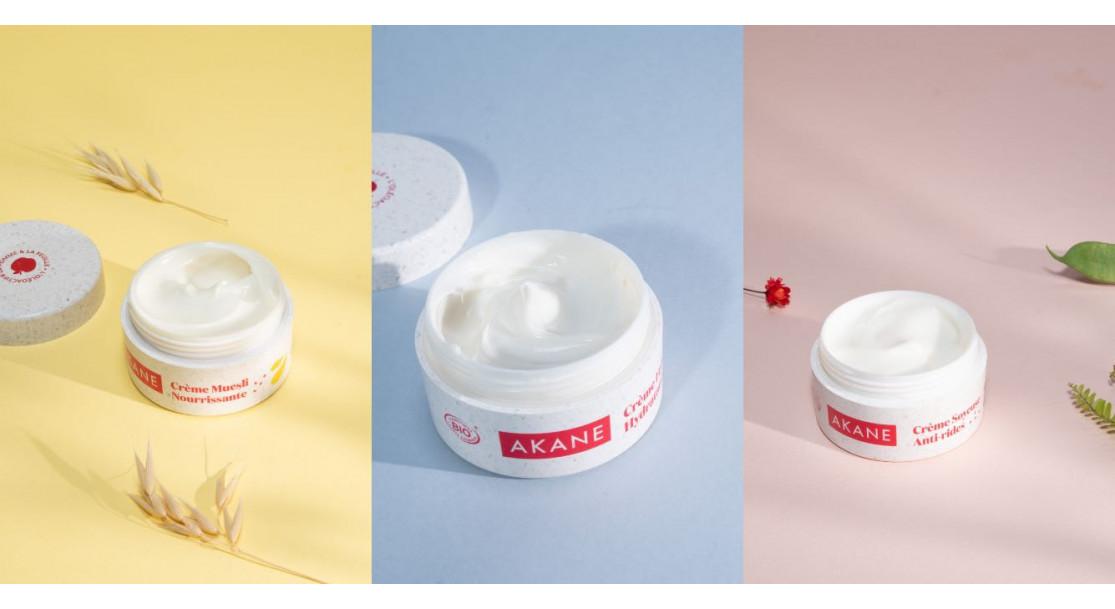 Crème anti-rides bio et anti-age avec efficacité prouvée