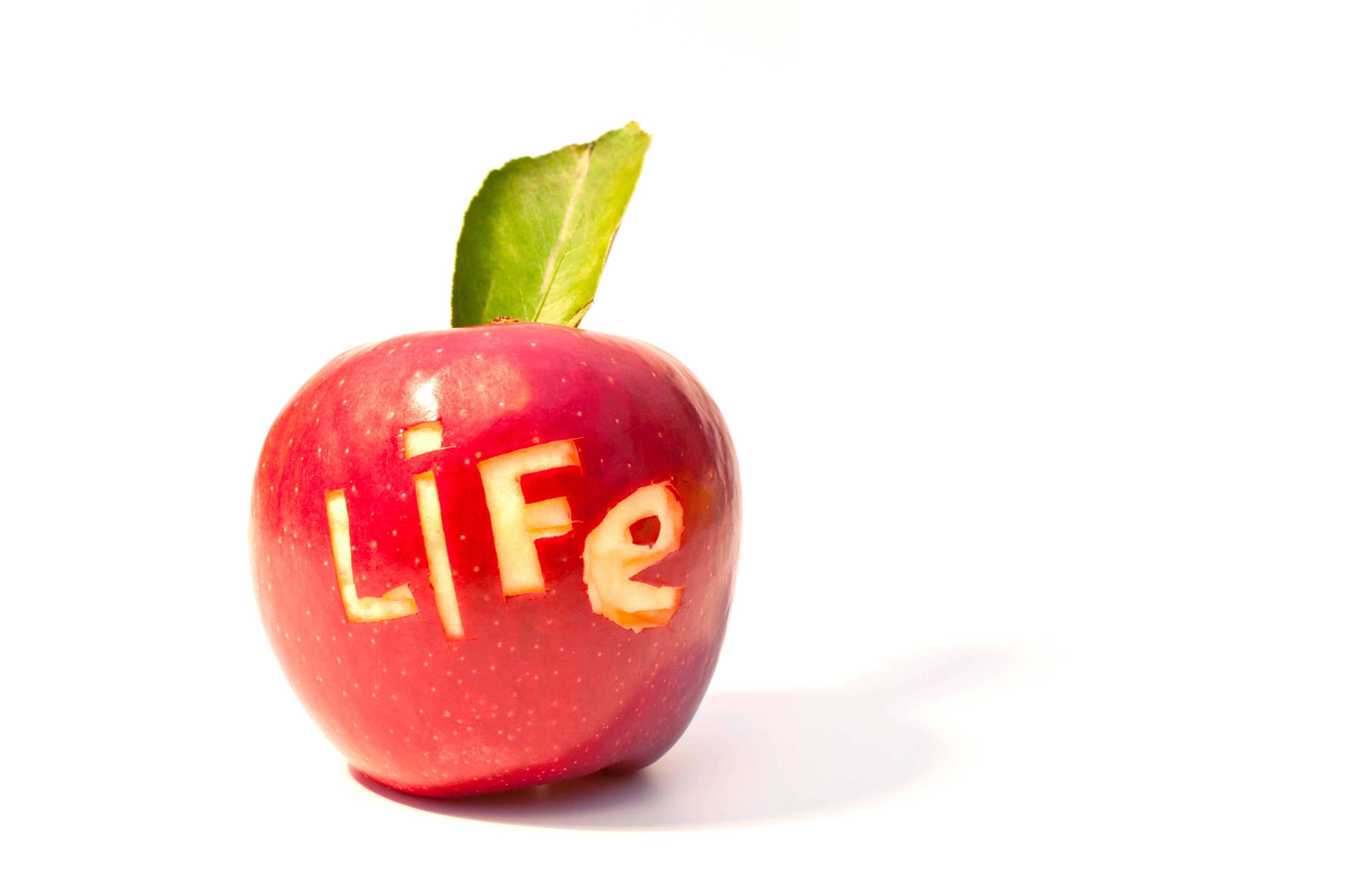 Une Monodiète à base de pomme !