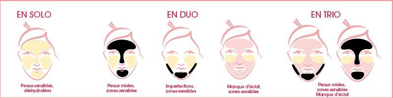 Masque Blanc Soufflé BIO 30ml